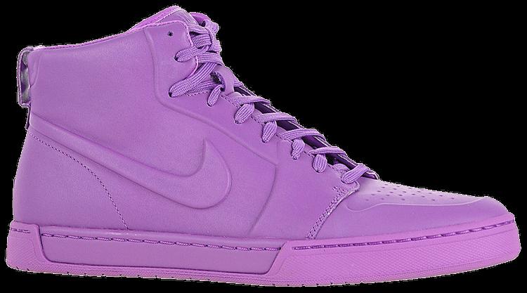 maximizar seno Química  Air Royal Mid VT 'Violet Pop' - Nike - 395757 500 | GOAT