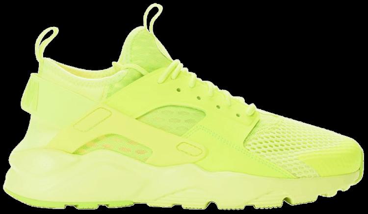 Air Huarache Run Ultra BR 'Volt' - Nike - 833147 700   GOAT
