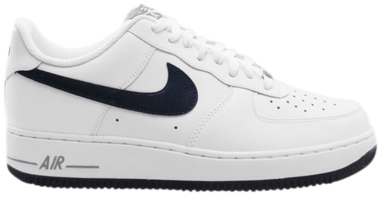 Air Force 1 Low 'White Midnight Navy'