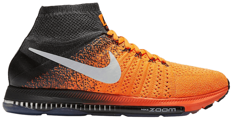 Air Zoom All Out Flyknit 'Total Orange'