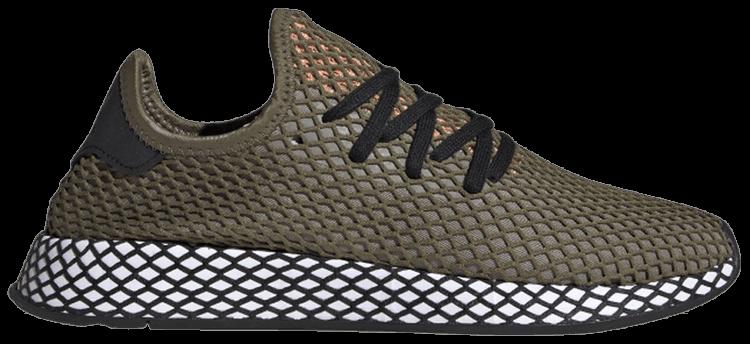 Deerupt Runner 'Raw Khaki' adidas BD7894   GOAT