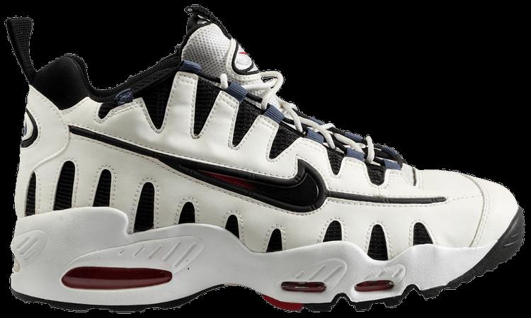 ganar riqueza Pocos  Air Max NM 'White Black' - Nike - 429749 165 | GOAT