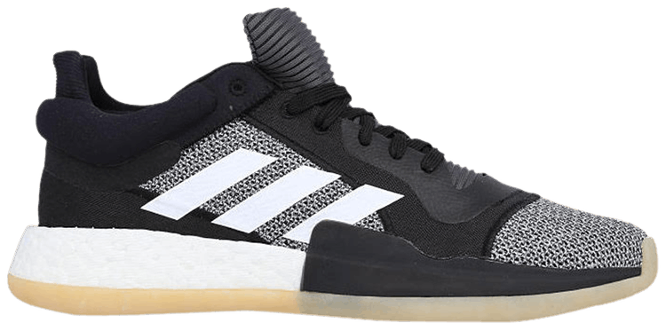 Marquee Boost Low 'Black Gum' adidas D96932 | GOAT