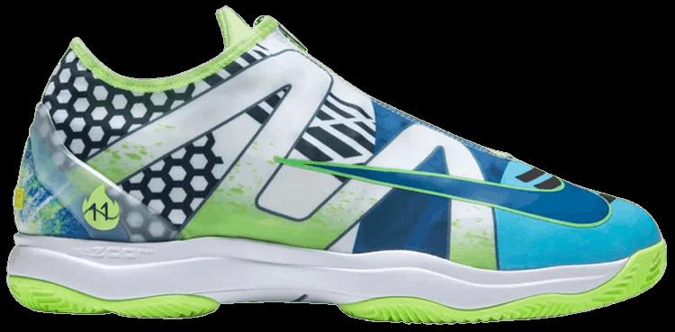 Air Zoom Cage 3 Glove Rafael Nadal Shoes Nike Aq0567 700 Goat