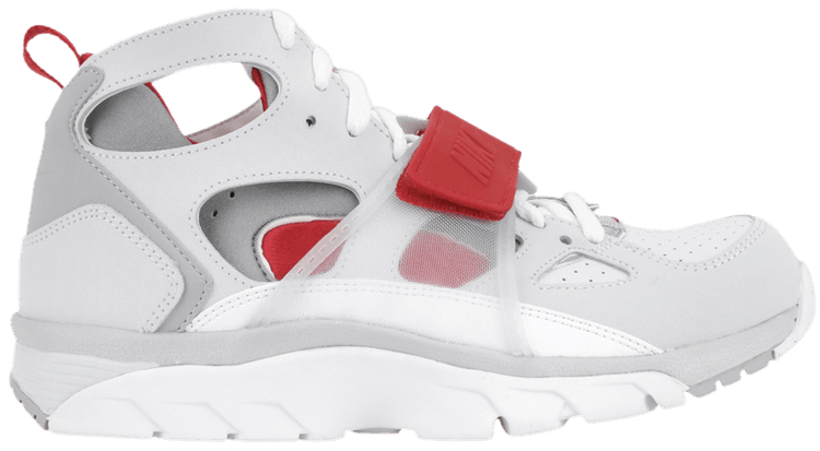 Evolucionar Mal humor haga turismo  nike-air-trainer-huarache-pure-white wolf-grey-university-red > Clearance  shop