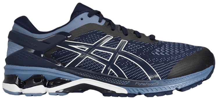 Gel Kayano 26 4E Extra Wide 'Midnight'
