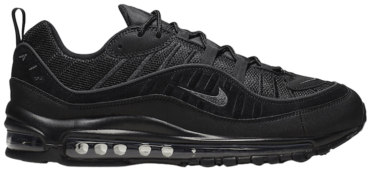 Air Max 98 'Black Anthracite'