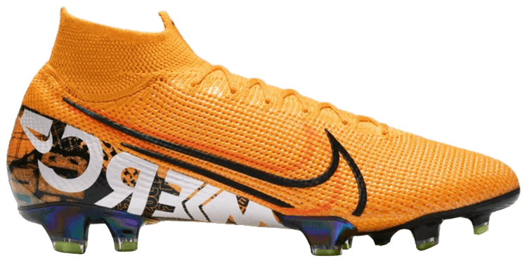 Nike Mercurial Superfly 7 Elite SG-PRO AC Noir Gâteau at7894 010