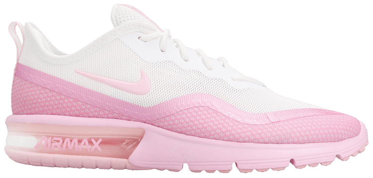 Wmns Air Max Sequent 4.5 PRM 'Pink Foam'