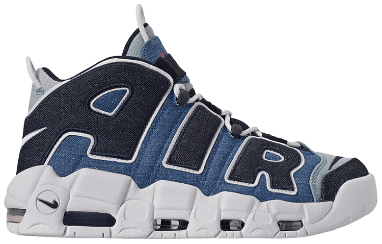 Air More Uptempo 96 'Denim' - Nike - CJ6125 100 | GOAT