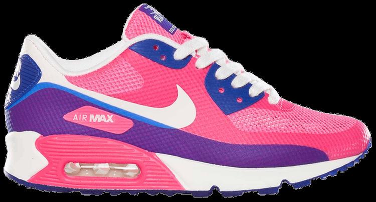 neon max 90 hyperfuse air pink nike Klc1FJ