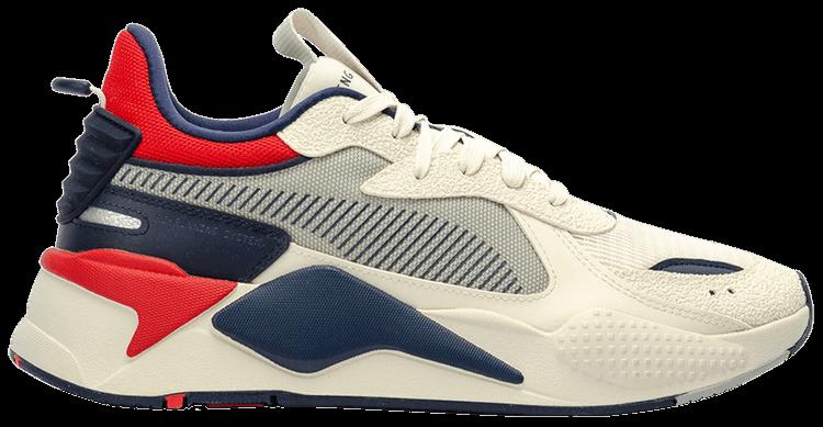 RS-X Hard Drive 'White Peacoat Red' - Puma - 369818 03 | GOAT