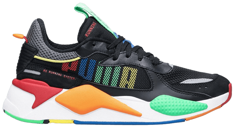 RS-X Bold Jr 'Black Andean Toucan Orange' - Puma - 372806 01 ...
