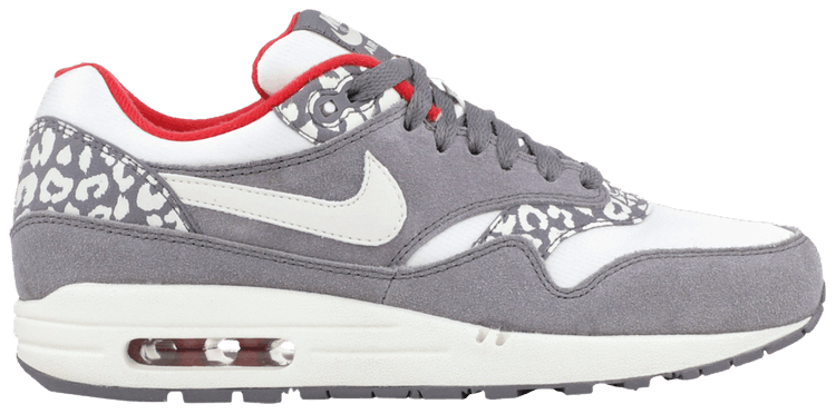 Wmns Air Max 1 'Grey Leopard'