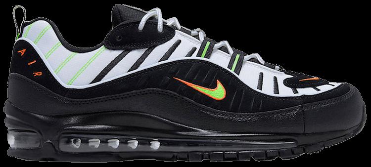Air Max 98 Highlighter Nike 640744 015 Goat