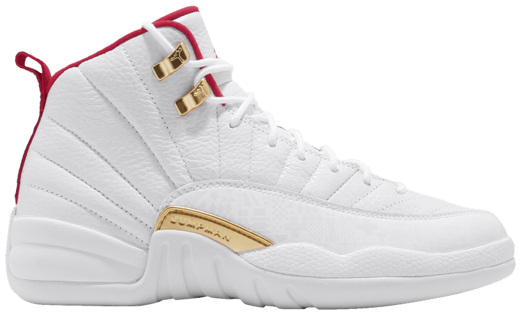 air jordan 12 retro fiba gs