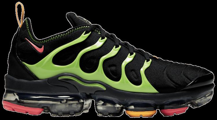 green air max vapormax plus