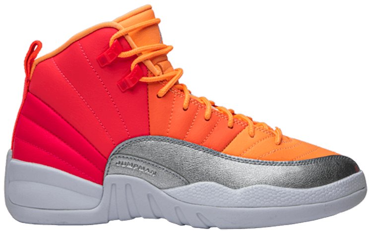 air jordan 12 retro gs sunrise