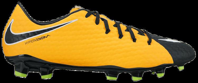 partes Molesto Educación  Hypervenom Phelon 3 FG 'Laser Orange Black' - Nike - 852556 801   GOAT
