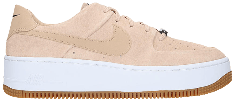 air force one nike beige