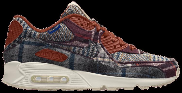 Nike Air Max Pendleton Collection | SneakerFiles