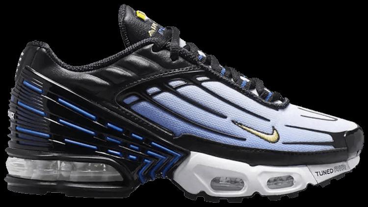Air Max Plus 3 Gs Hyper Blue Nike Cd6871 001 Goat