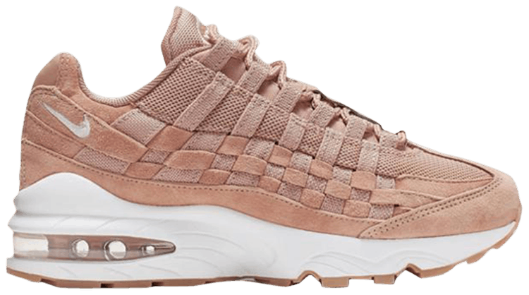 Air Max 95 Woven GS 'Rose Gold'