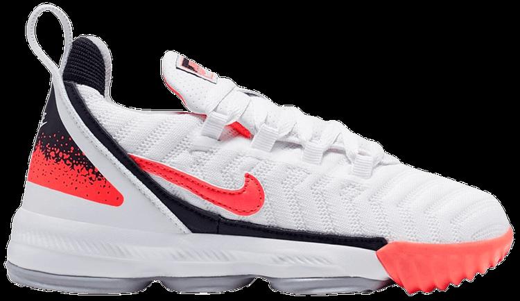 LeBron 16 PS 'White Hot Lava' - Nike