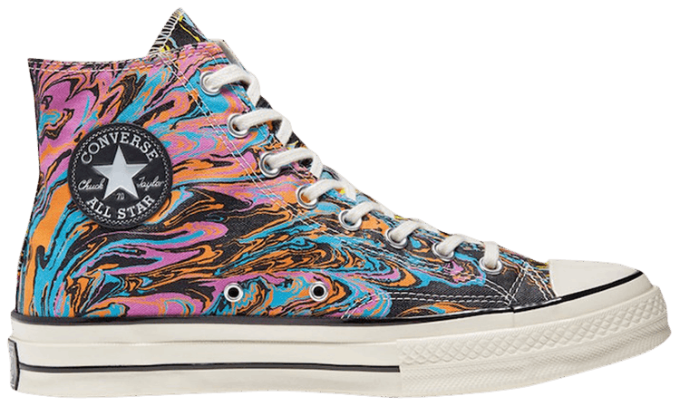 Chuck Taylor All Star High Pride Lightning Bolt