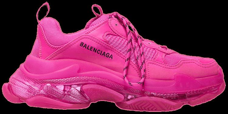 Balenciaga Triple S Sneaker 17FW ins Women Running