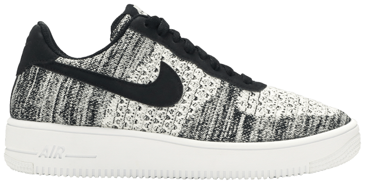 """Best Sell Nike Air Force 1 Flyknit 2.0 """"Oreo"""" BlackPure"""