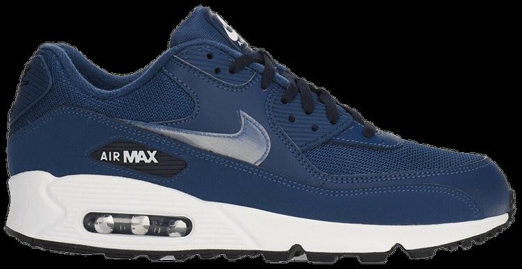 air max 90 blu e bianche