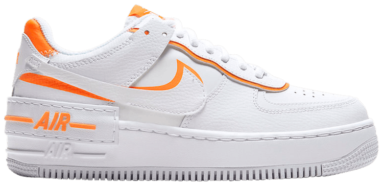Wmns Air Force 1 Shadow 'Total Orange'