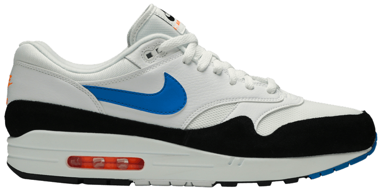 air max 1 blue grey orange