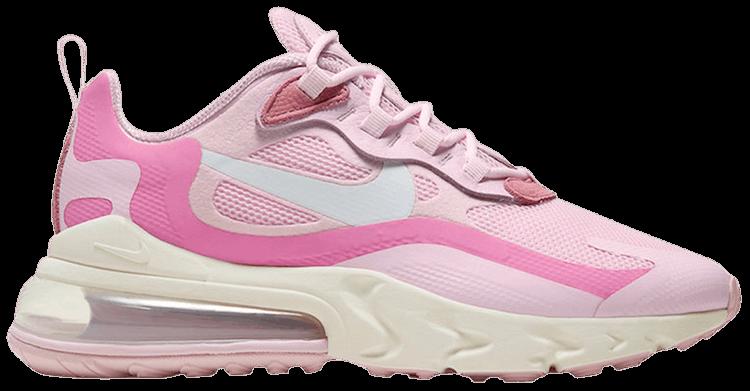 Wmns Air Max 270 React Pink Foam Nike Cz0364 600 Goat