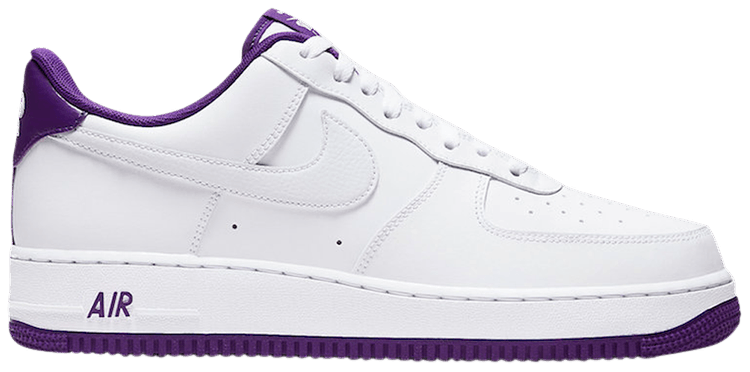 Nike Air Force 1 Low 'Voltage Purple'