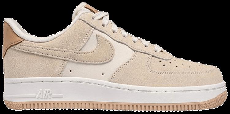 Wmns Air Force 1 '07 Premium 'Pale Ivory' - Nike - 896185 ...