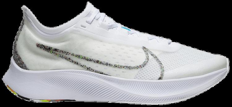 Nike Zoom Fly 3 AW Bv7778 100 Sneakersnstuff | sneakers