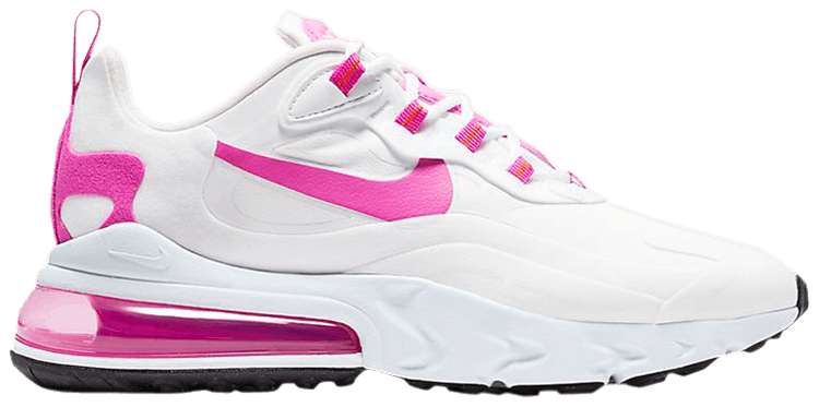 air max 270 react pops in pink and black