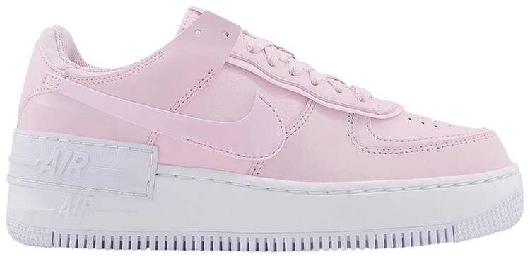 Wmns Air Force 1 Shadow Pink Foam Nike Cv3020 600 Goat