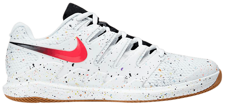 Court Air Zoom Vapor X Hc Splatter Paint Nike Aa8030 108 Goat
