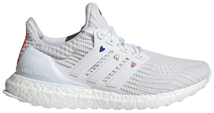 Wmns UltraBoost 4.0 DNA 'White Hearts'