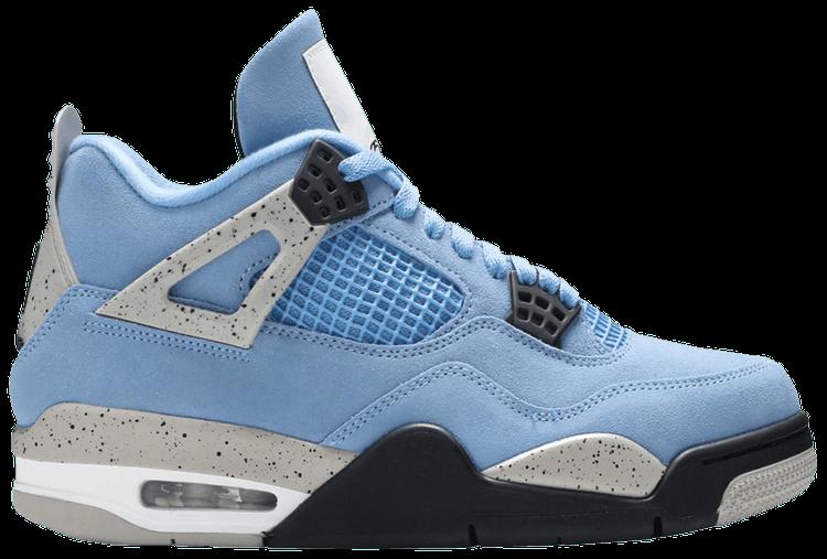 Air Jordan 4 Retro PS 'University Blue'