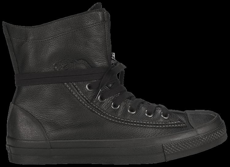 Chuck Taylor All Star Combat Boot 'Black' - Converse - 144716C   GOAT