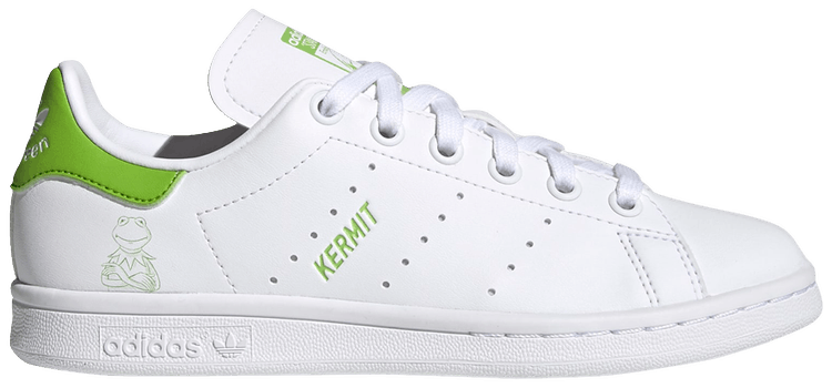 The Muppets x Stan Smith J 'Kermit The Frog'